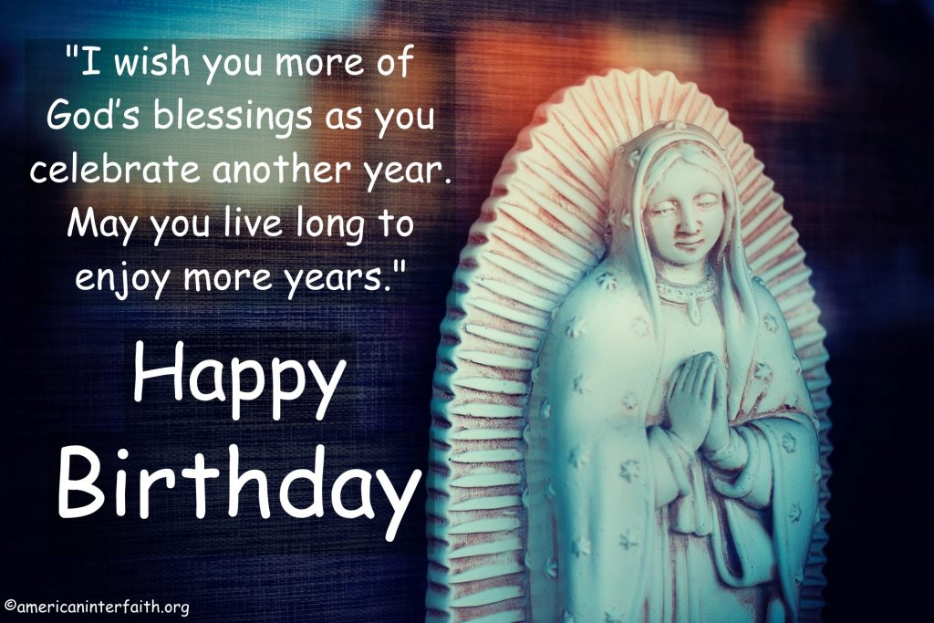 Religious Birthday Messages For Daughter