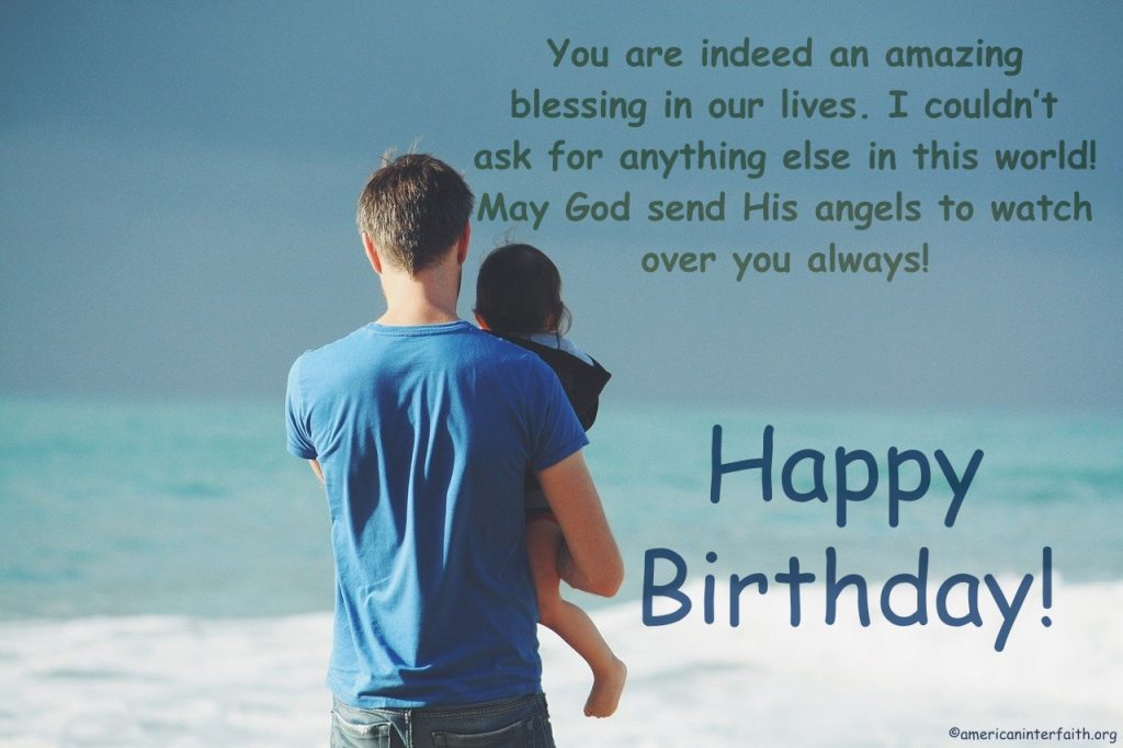 Christian Birthday Wishes For Daughter From Dad