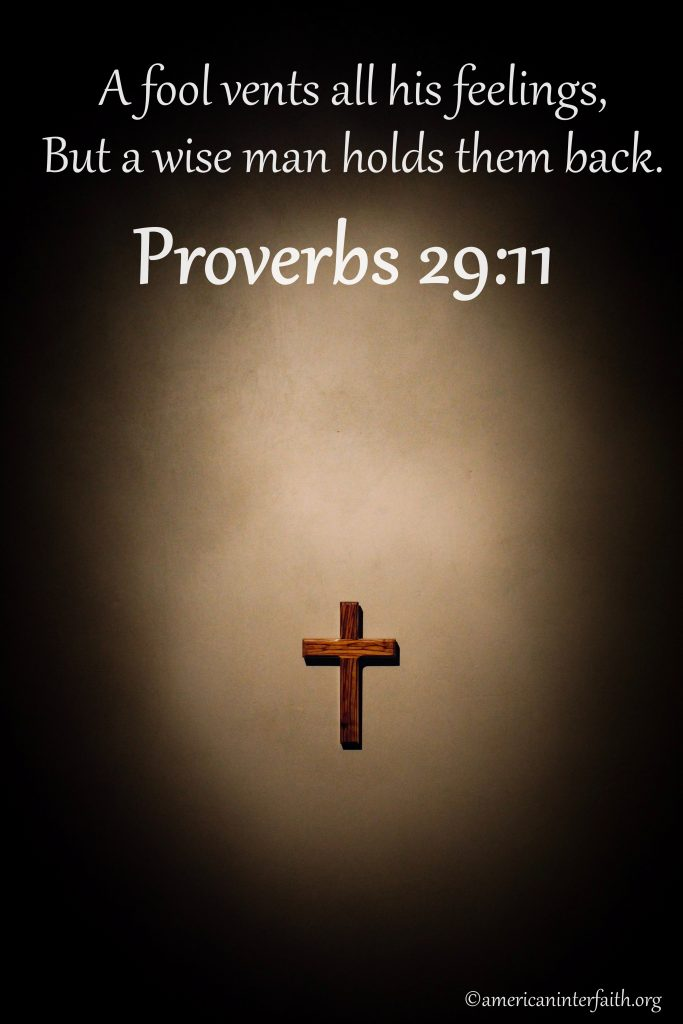 Bible Verses About Good Leadership