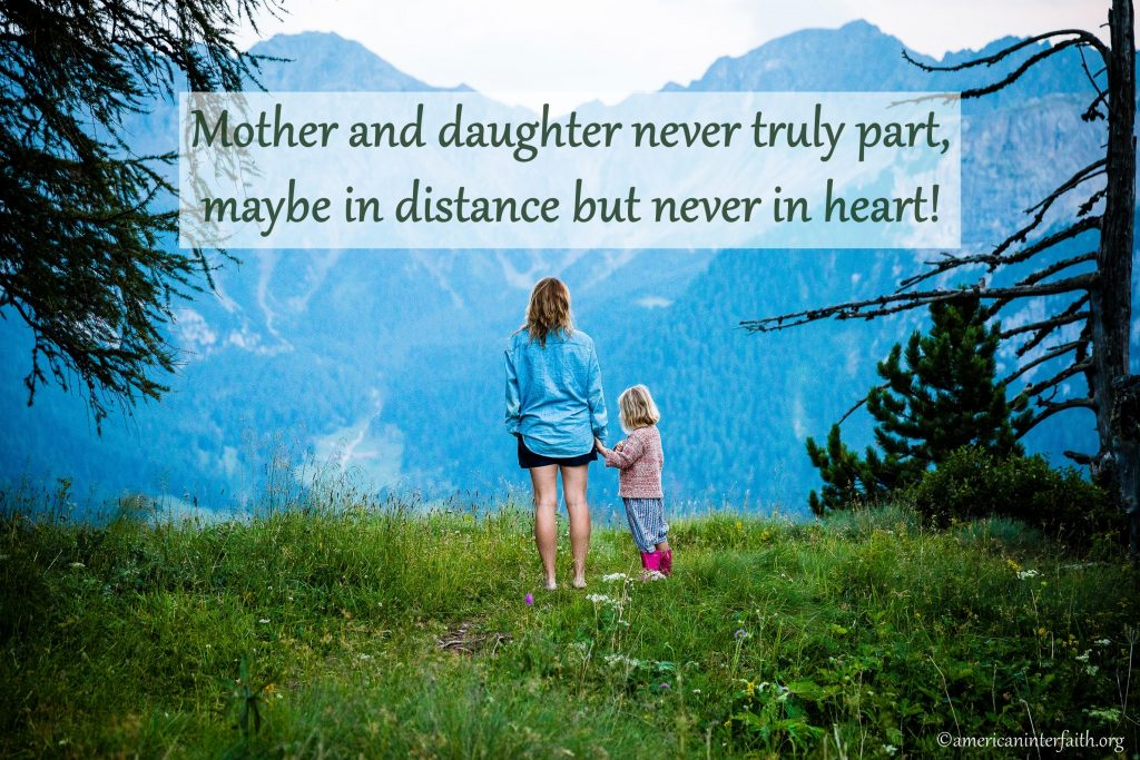 Hold My Hand Mommy Quotes